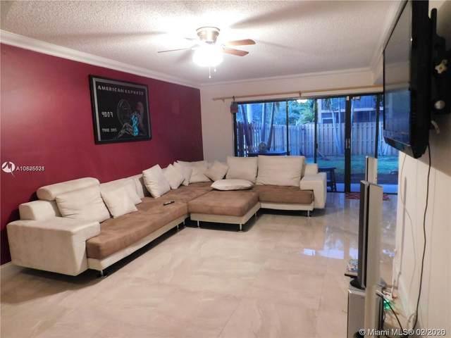 8043 NW 28th Ct #8043, Sunrise, FL 33322 (MLS #A10825021) :: Berkshire Hathaway HomeServices EWM Realty