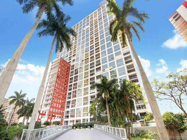 1541 Brickell Ave B1504, Miami, FL 33129 (MLS #A10825056) :: Berkshire Hathaway HomeServices EWM Realty