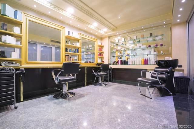 Hair Salon Doral, Doral, FL 33166 (MLS #A10825146) :: Berkshire Hathaway HomeServices EWM Realty