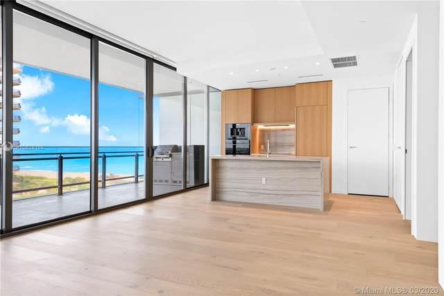 8701 Collins Ave #603, Miami Beach, FL 33154 (MLS #A10825165) :: Dalton Wade Real Estate Group