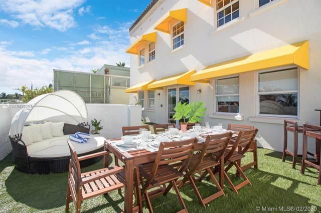 834 Ocean Dr #402, Miami Beach, FL 33139 (MLS #A10825207) :: Berkshire Hathaway HomeServices EWM Realty
