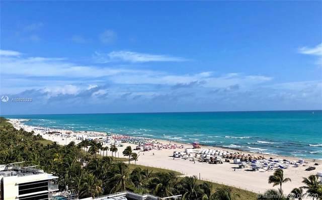 100 Lincoln Rd #1043, Miami Beach, FL 33139 (MLS #A10825233) :: Berkshire Hathaway HomeServices EWM Realty