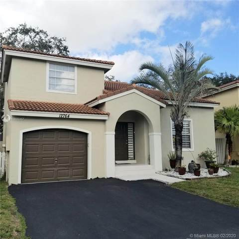 12764 NW 15th St, Sunrise, FL 33323 (MLS #A10825357) :: THE BANNON GROUP at RE/MAX CONSULTANTS REALTY I