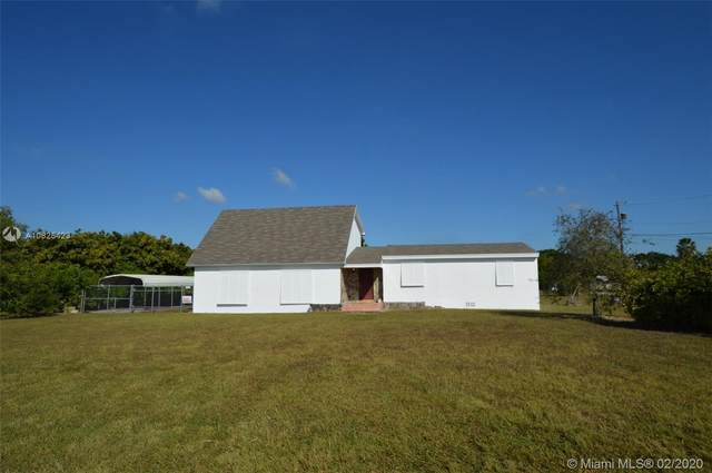 19311 SW 320th St, Homestead, FL 33030 (MLS #A10825423) :: THE BANNON GROUP at RE/MAX CONSULTANTS REALTY I