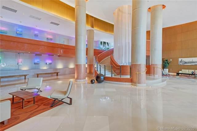 400 Alton Rd #2607, Miami Beach, FL 33139 (MLS #A10825525) :: The Howland Group