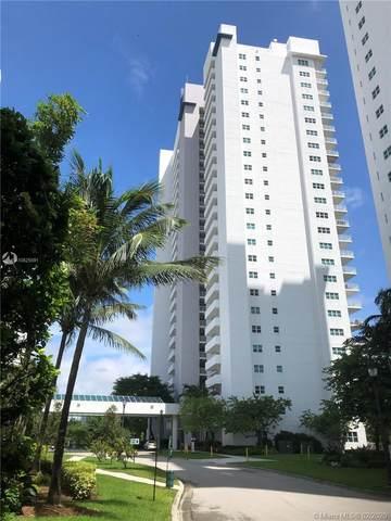 15051 NE Royal Oaks Ln #2402, North Miami, FL 33181 (MLS #A10825591) :: Grove Properties