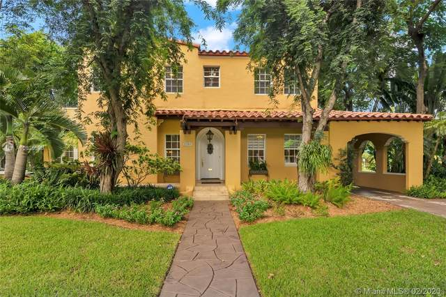 1300 Granada Blvd, Coral Gables, FL 33134 (MLS #A10825596) :: Berkshire Hathaway HomeServices EWM Realty