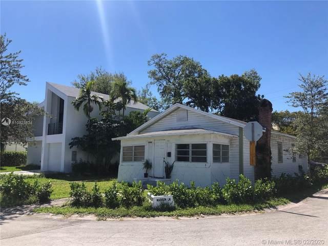 4908 Washington Dr, Coral Gables, FL 33133 (MLS #A10825624) :: Berkshire Hathaway HomeServices EWM Realty
