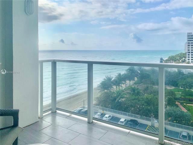 2751 S Ocean Dr 906S, Hollywood, FL 33019 (MLS #A10825763) :: Berkshire Hathaway HomeServices EWM Realty