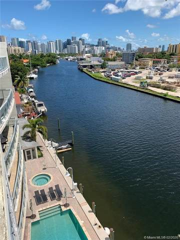 1090 NW N River Dr #403, Miami, FL 33136 (MLS #A10825859) :: The Rose Harris Group