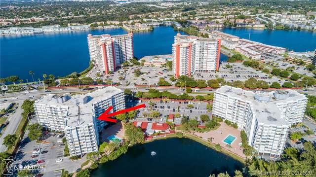 1200 NE Miami Gardens Dr 719W, Miami, FL 33179 (MLS #A10825891) :: Berkshire Hathaway HomeServices EWM Realty