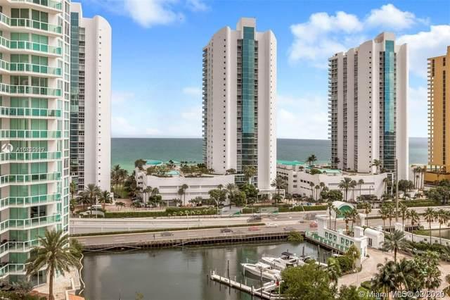200 Sunny Isles Blvd 2-1205, Sunny Isles Beach, FL 33160 (MLS #A10825982) :: United Realty Group