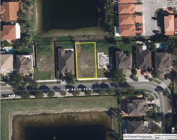 16341 SW 60th Ter, Miami, FL 33193 (MLS #A10825994) :: The Adrian Foley Group