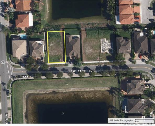 16361 SW 60th Ter, Miami, FL 33193 (MLS #A10825995) :: The Adrian Foley Group