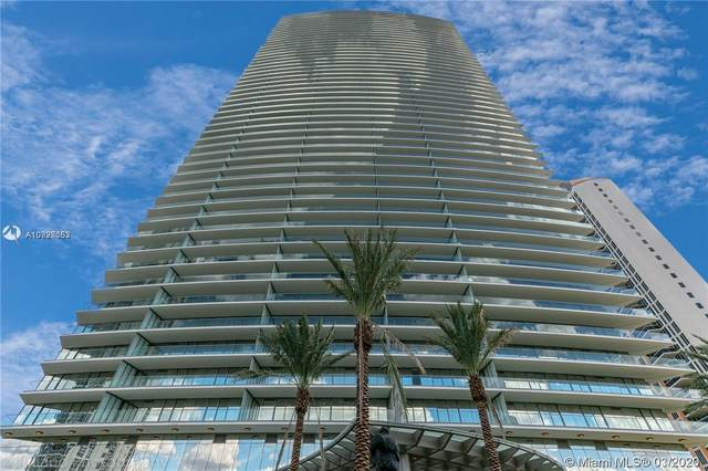 18975 Collins #602, Sunny Isles Beach, FL 33160 (MLS #A10826053) :: Ray De Leon with One Sotheby's International Realty