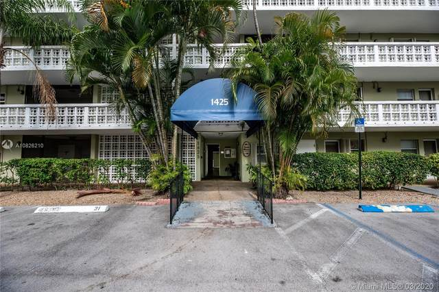 1425 Arthur St 403A, Hollywood, FL 33020 (MLS #A10826210) :: ONE Sotheby's International Realty