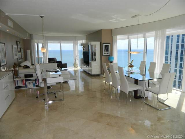 17555 Collins Ave #2201, Sunny Isles Beach, FL 33160 (MLS #A10826272) :: United Realty Group