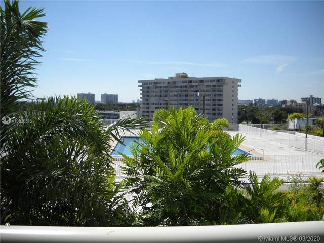 13499 Biscayne Blvd #514, North Miami, FL 33181 (MLS #A10826315) :: The Teri Arbogast Team at Keller Williams Partners SW