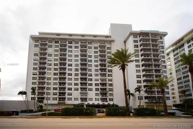 5700 Collins Ave 7A, Miami Beach, FL 33140 (MLS #A10826371) :: Patty Accorto Team