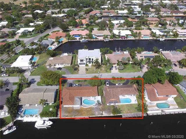2824 NE NE 35TH ST, Fort Lauderdale, FL 33306 (MLS #A10826426) :: Berkshire Hathaway HomeServices EWM Realty