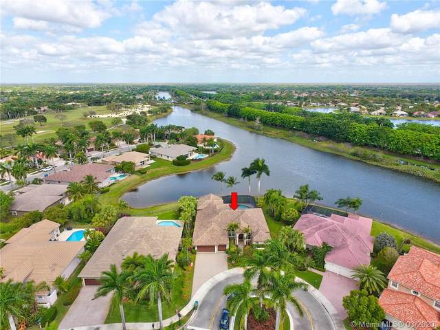 2454 Eagle Run Way, Weston, FL 33327 (MLS #A10826514) :: The Teri Arbogast Team at Keller Williams Partners SW