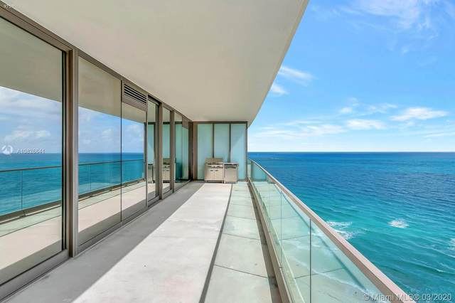 18975 Collins Ave #1502, Sunny Isles Beach, FL 33160 (MLS #A10826641) :: Search Broward Real Estate Team