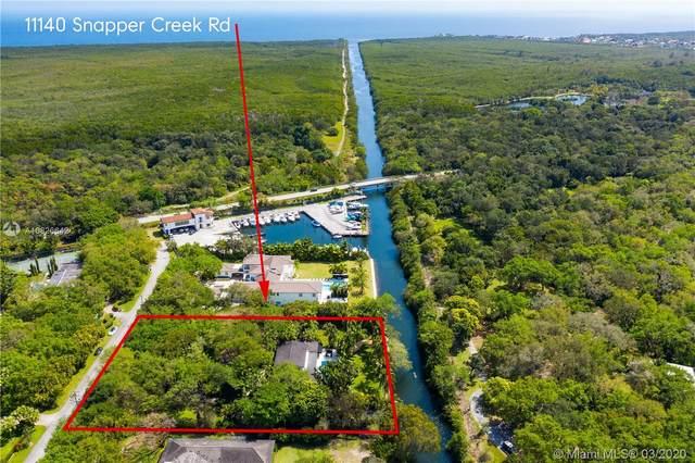 11140 Snapper Creek Rd Lot 9, Coral Gables, FL 33156 (MLS #A10826642) :: Carole Smith Real Estate Team