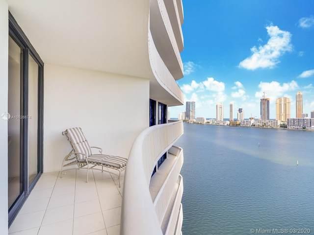 2800 Island Blvd #1201, Aventura, FL 33160 (MLS #A10826674) :: Grove Properties