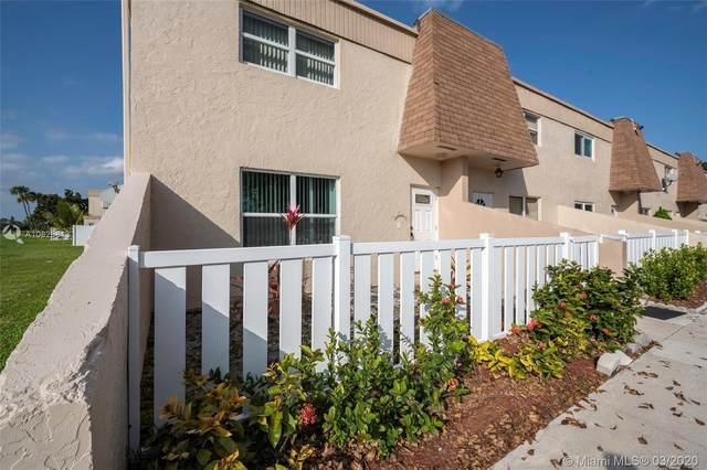 8095 Margate Boulevard A, Margate, FL 33063 (MLS #A10826813) :: Berkshire Hathaway HomeServices EWM Realty