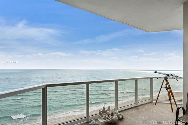 6423 Collins Ave #1705, Miami Beach, FL 33141 (MLS #A10826826) :: Berkshire Hathaway HomeServices EWM Realty