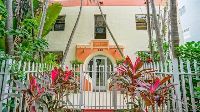 336 Meridian Ave, Miami Beach, FL 33139 (MLS #A10826913) :: Berkshire Hathaway HomeServices EWM Realty