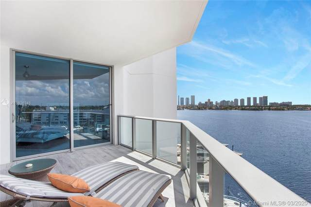 17301 Biscayne Blvd #703, North Miami Beach, FL 33160 (MLS #A10826943) :: The Riley Smith Group