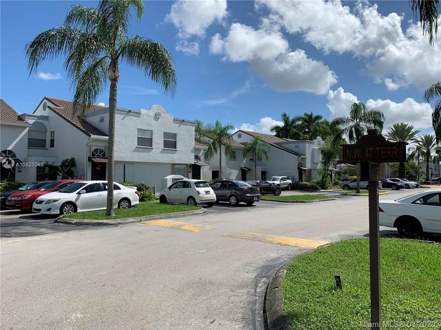 4685 NW 97th Ct #41, Doral, FL 33178 (MLS #A10827045) :: The Pearl Realty Group
