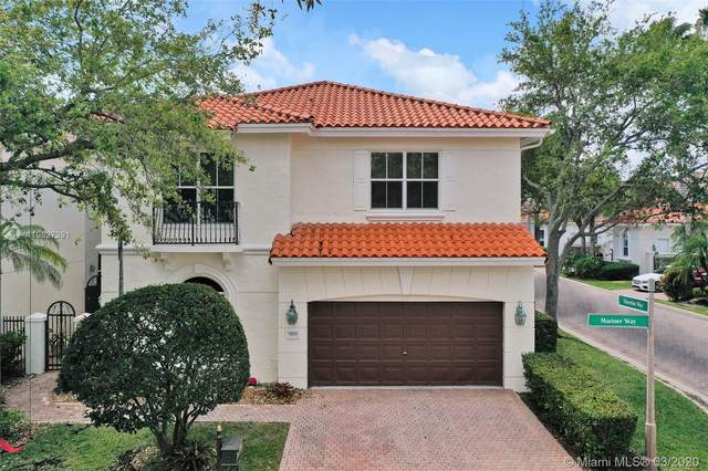 1599 Mariner Wy, Hollywood, FL 33019 (MLS #A10827391) :: Green Realty Properties
