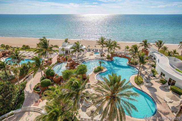 18001 Collins Ave 914/915, Sunny Isles Beach, FL 33160 (MLS #A10827460) :: Berkshire Hathaway HomeServices EWM Realty