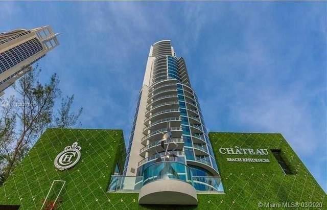 17475 Collins Ave #801, Sunny Isles Beach, FL 33160 (MLS #A10827548) :: Berkshire Hathaway HomeServices EWM Realty