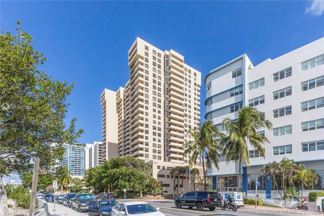 2555 Collins Ave #604, Miami Beach, FL 33140 (MLS #A10827629) :: United Realty Group