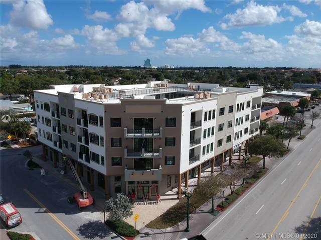 4100 Davie Road #415, Davie, FL 33314 (MLS #A10827673) :: Green Realty Properties