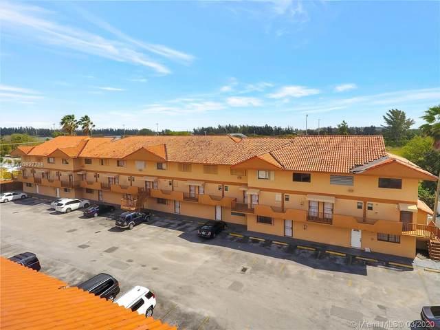 210 W 68th St #207, Hialeah, FL 33014 (MLS #A10827718) :: Green Realty Properties