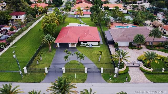 3811 SW 128th Ave, Miami, FL 33175 (MLS #A10827866) :: Prestige Realty Group