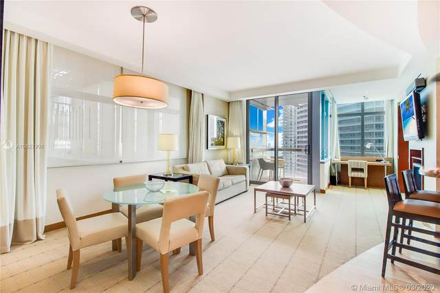 1395 Brickell Ave #2604, Miami, FL 33131 (MLS #A10827908) :: Ray De Leon with One Sotheby's International Realty