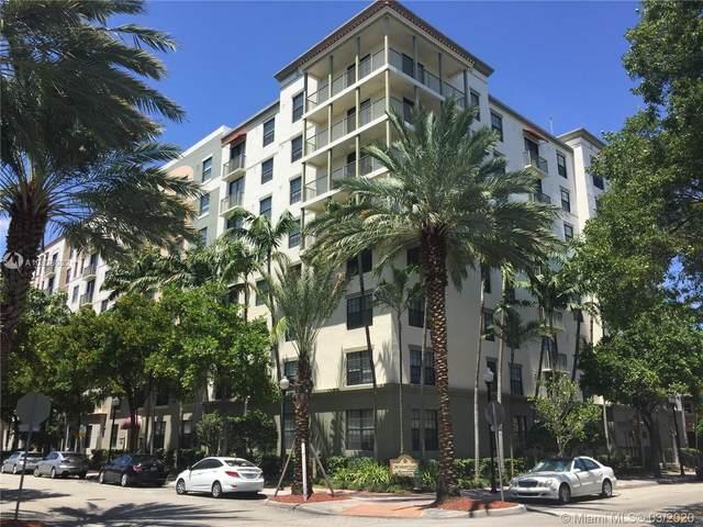 1919 Van Buren St 611A, Hollywood, FL 33020 (MLS #A10828032) :: Lucido Global