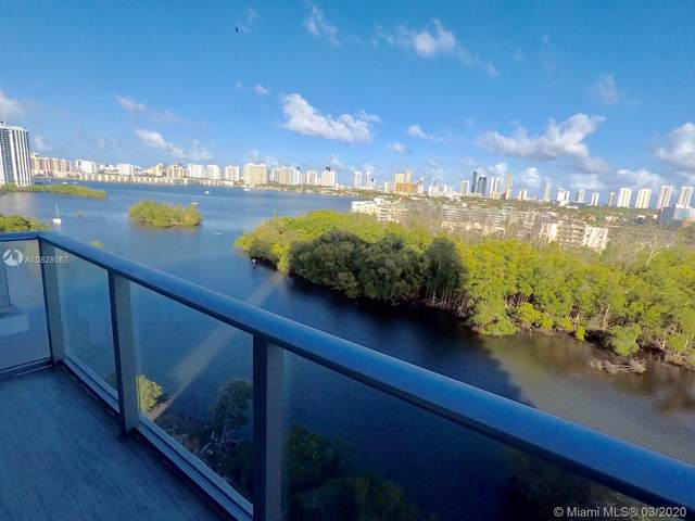 16385 Biscayne Blvd #1117, North Miami Beach, FL 33160 (MLS #A10828067) :: ONE Sotheby's International Realty