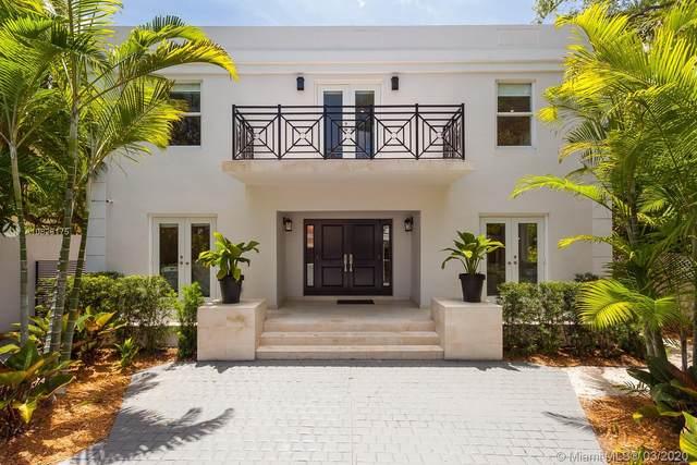 1730 Tigertail Ave, Coconut Grove, FL 33133 (MLS #A10828175) :: Albert Garcia Team