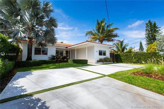8950 Byron Ave, Surfside, FL 33154 (MLS #A10828234) :: The Jack Coden Group