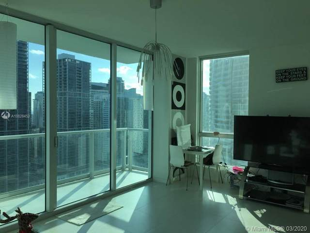 300 S Biscayne Bl #3302, Miami, FL 33131 (MLS #A10828452) :: Green Realty Properties