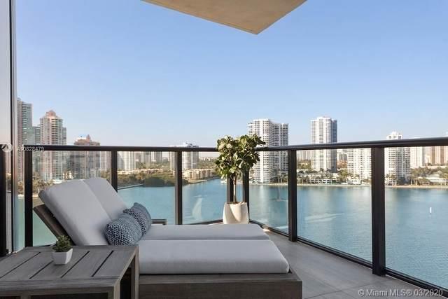 5500 Island Estates Dr #1101, Aventura, FL 33160 (MLS #A10828479) :: United Realty Group