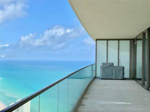 18975 Collins #4805, Sunny Isles Beach, FL 33160 (MLS #A10828497) :: Patty Accorto Team