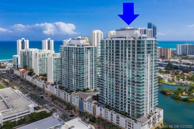 330 Sunny Isles Blvd #2103, Sunny Isles Beach, FL 33162 (#A10828548) :: Dalton Wade