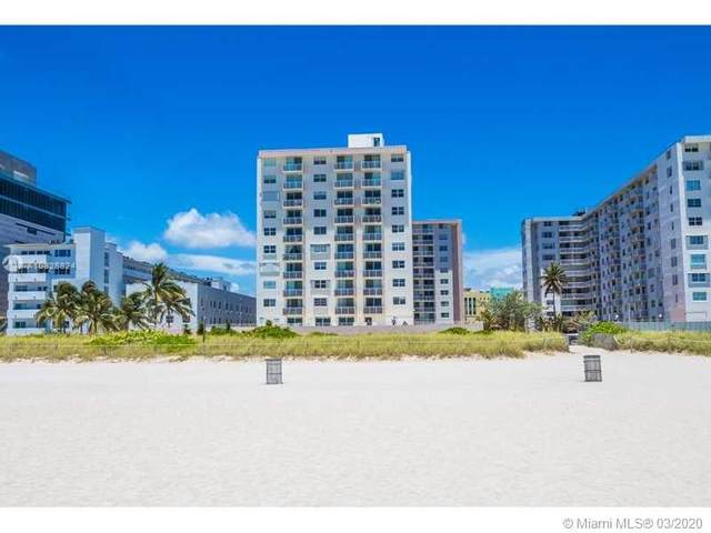345 Ocean Dr #1019, Miami Beach, FL 33139 (MLS #A10828824) :: Carole Smith Real Estate Team